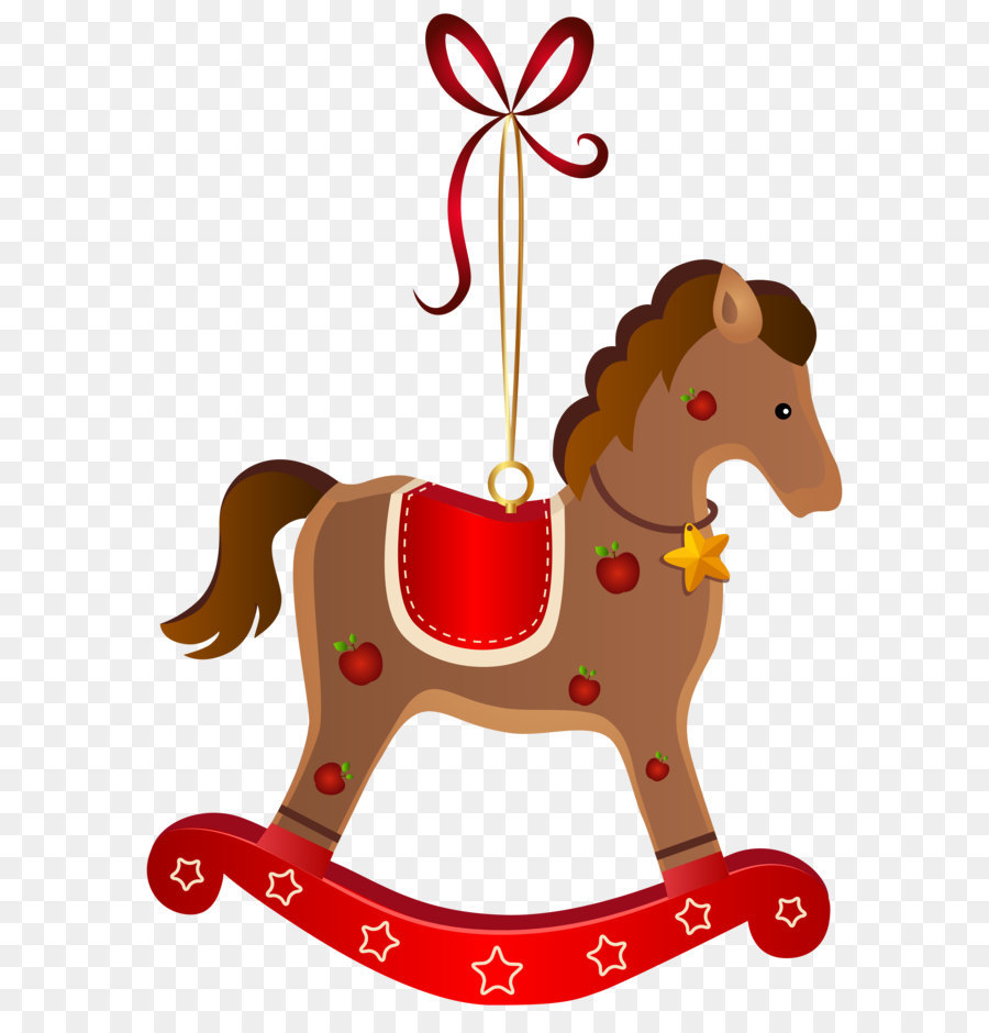 Christmas Horse Cartoon.Christmas Tree Cartoon Png Download 4406 6283 Free