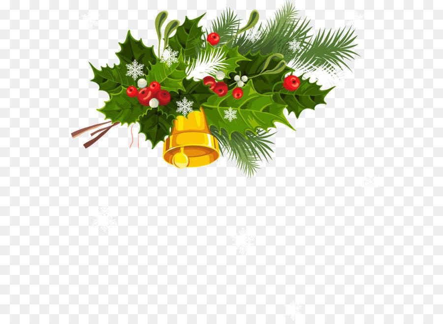 Weihnachten Jingle Bell Clip Art Transparente Weihnachten