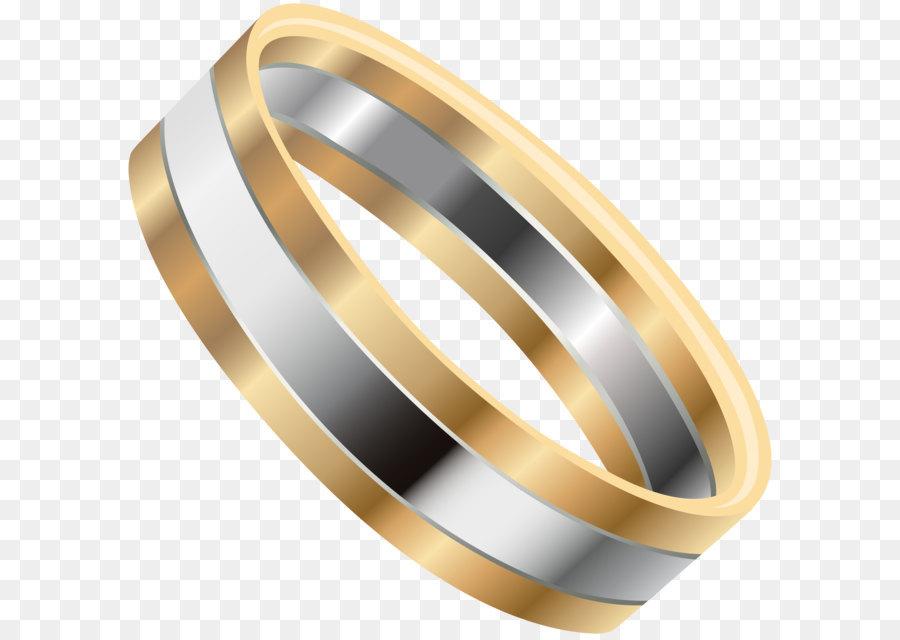 Hochzeit Ring Gold Clip Art Gold Silber Hochzeit Ring Png