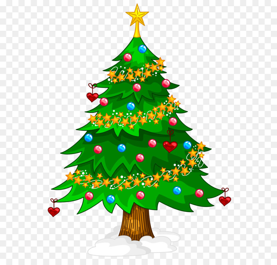 Christmas Tree Png Images.Christmas And New Year Background Png Download 4301 5627