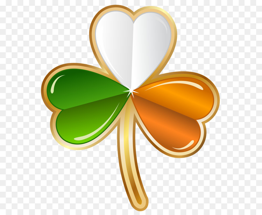 Irish Clover Clip Art