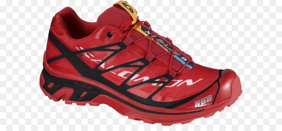 Salomon Gruppe Schuh Trail running Sneakers Laufschuhe PNG