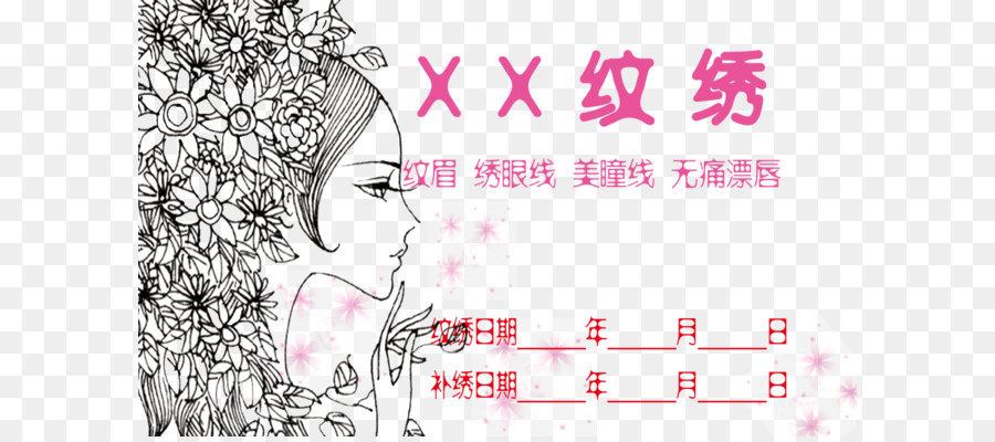 Grafik Design Visitenkarten Poster Stickerei Geschäfts