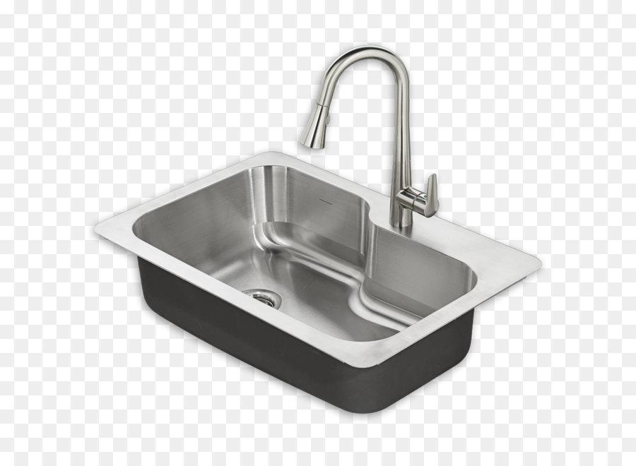 Waschbecken Küche, American Standard Brands Tippen Edelstahl ...