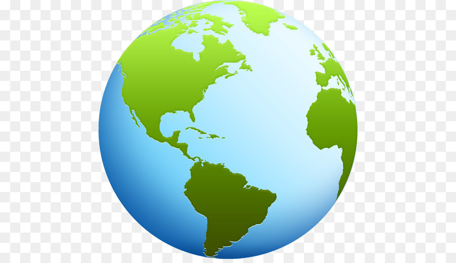 United States, South America Map Icon design Icon - globe ...