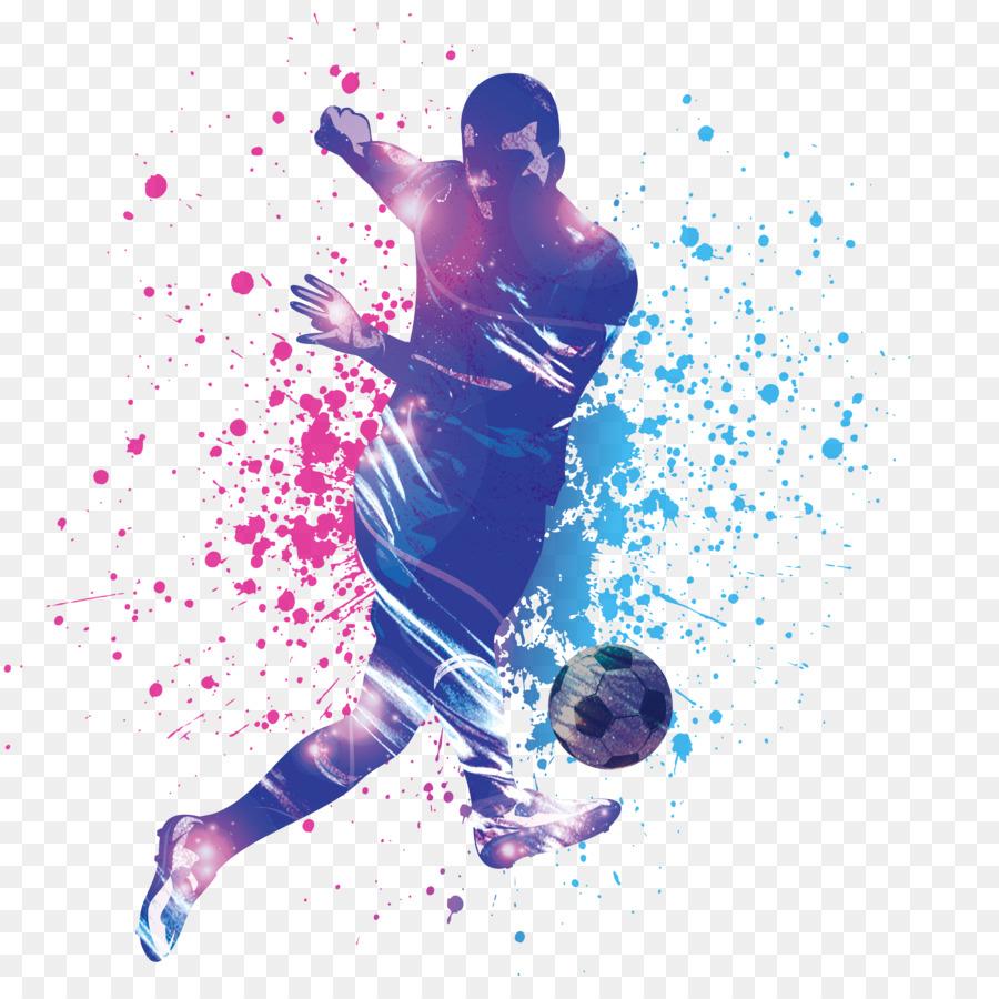Fussball Spieler Wallpaper Fussballspiel Png Herunterladen