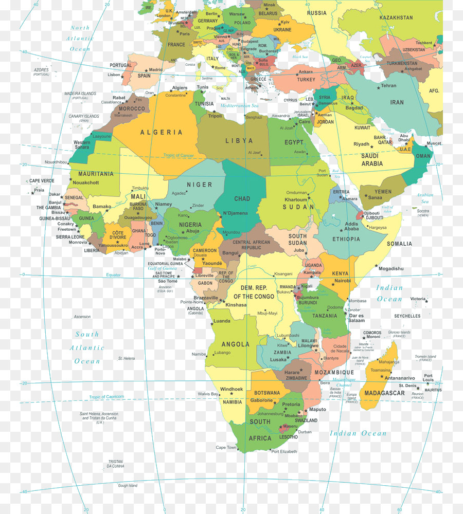 Cartina Africa Centrale.Nord Africa Perry Castaxf1eda Libreria Collezione Di Mappe