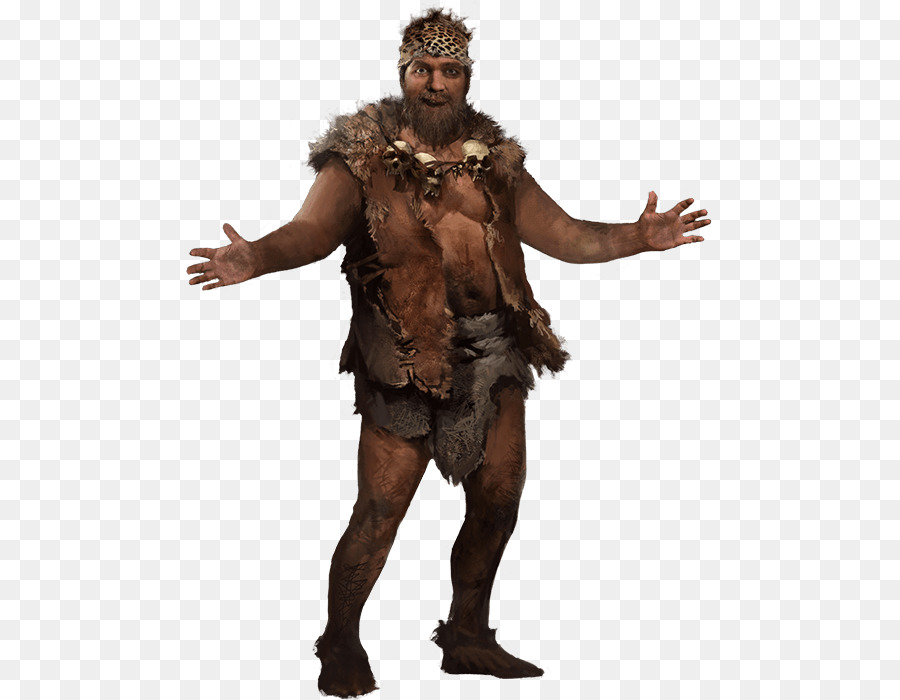 Far Cry Primal Costume Design Png Download 528 700 Free