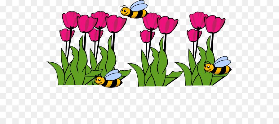 26+ Flower Garden Clipart Png