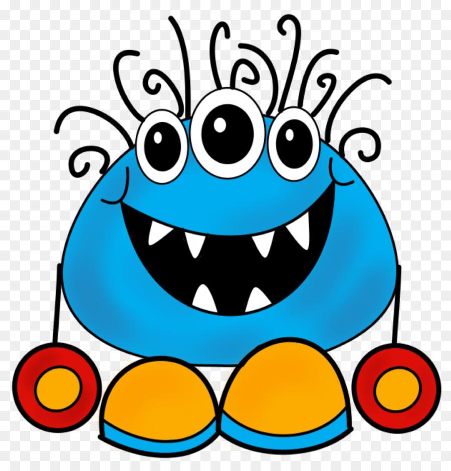 Monster Cartoon Png Download 989 1024 Free Transparent