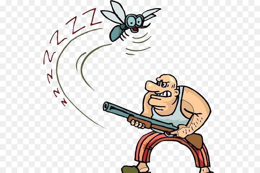 Mücke Töten