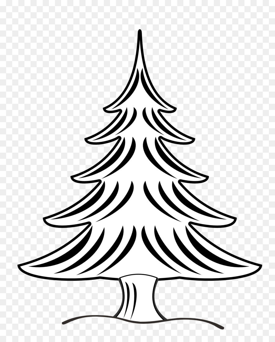 Christmas Black And White Png Download 1969 2418 Free Transparent Christmas Tree Png Download Cleanpng Kisspng