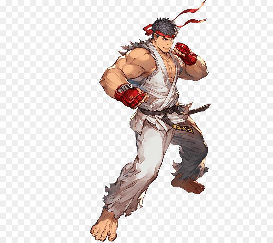 Street Fighter V Super Street Fighter Iv Granblue Fantasy