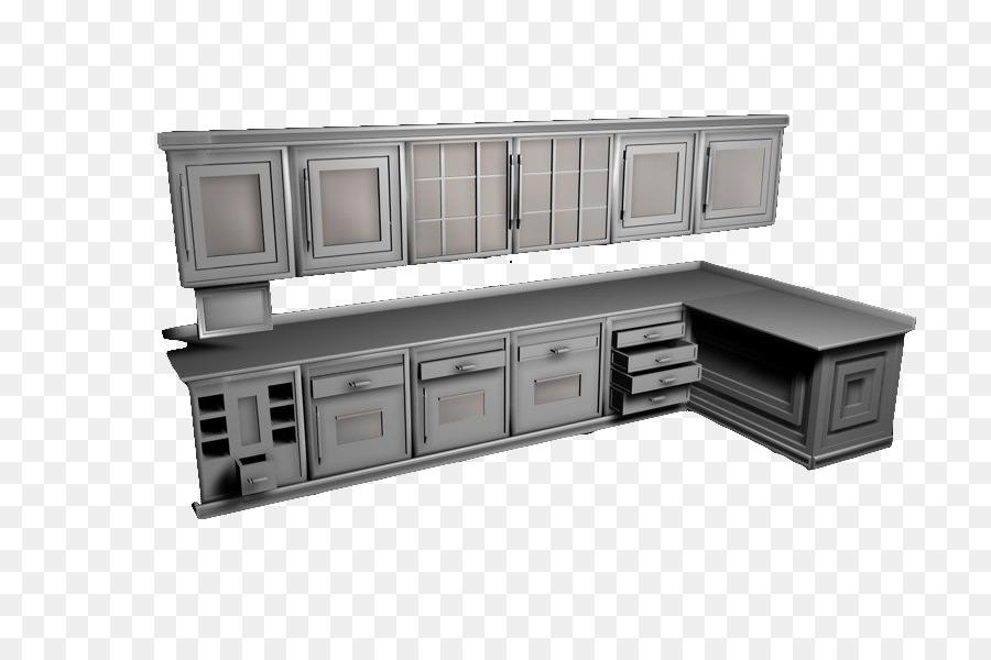 Küche-Tisch-Wand - Offene Küche Ausrüstung png herunterladen ...