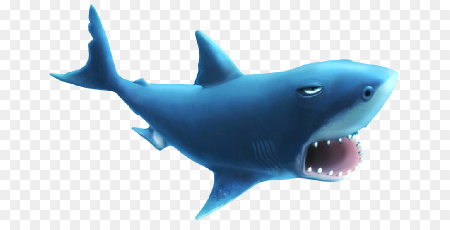 Great White Shark Background png download - 709*450 - Free Transparent Hungry  Shark Evolution png Download. - CleanPNG / KissPNG