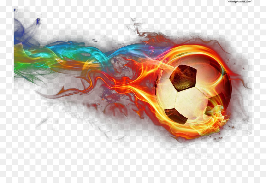 Flamme Feuer Wallpaper Flammen Fussball Png Herunterladen