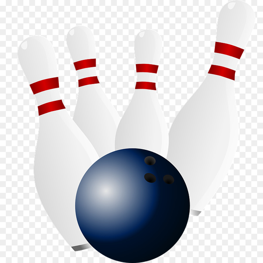 Bowling ball, Bowling pin Ten pin bowling clipart   Bowling Vektor ...