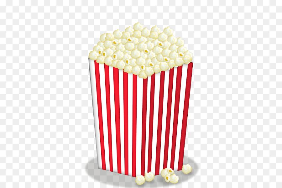 Popcorn Papier Wasserkocher Mais Eine Schachtel Popcorn