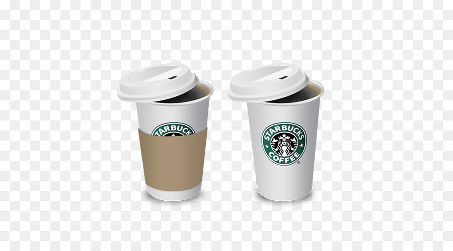 Starbucks Cup Background Png Download 500 500 Free