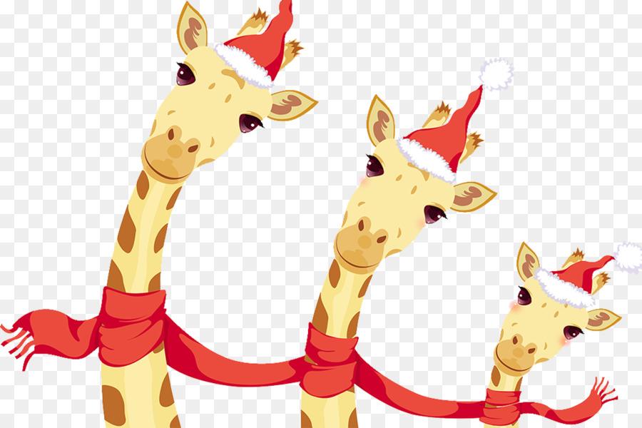 Giraffe Cartoon Png Download 1200 800 Free Transparent
