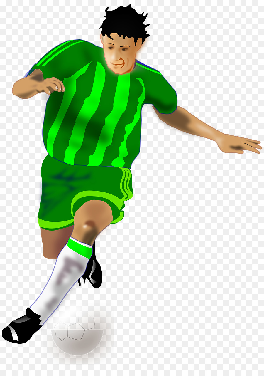 Fussball Spieler Clipart Fussball Png Herunterladen 888