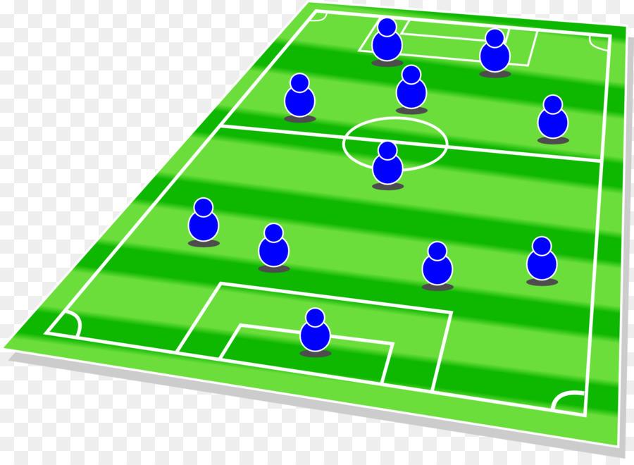 Rechteck Form Fussball Spieler Clipart Fussballplatz Png