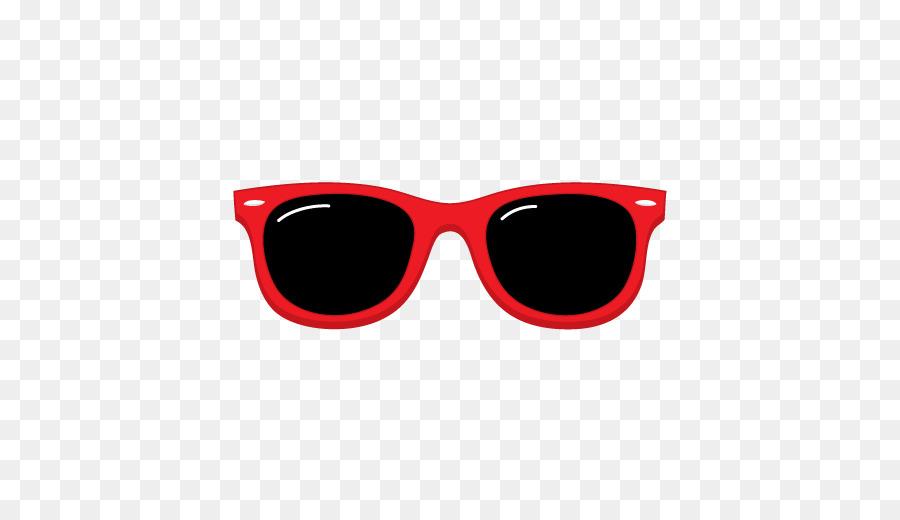 Royalty Free Flirt Sunglasses Clip Art, Vector Images ...  |Cartoon Red Sunglasses