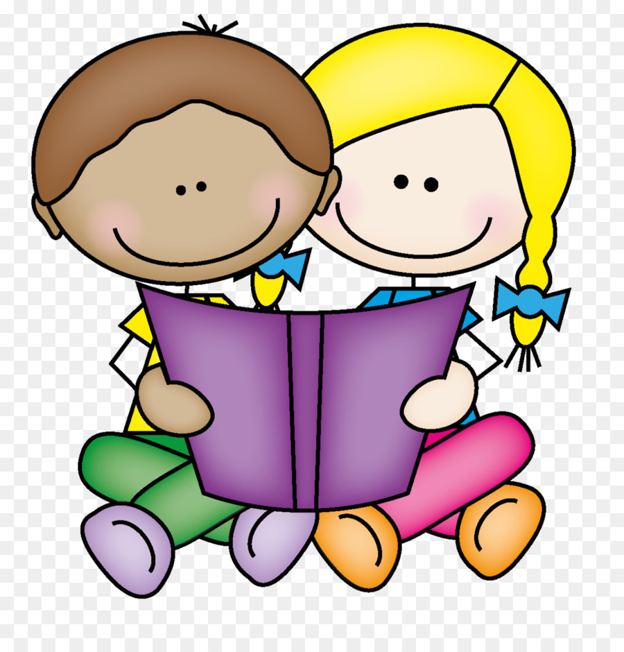 Child Reading Book Png Download 1171 1215 Free