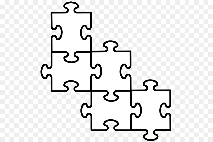 Jigsaw Puzzle Square Png Download 558 596 Free Transparent