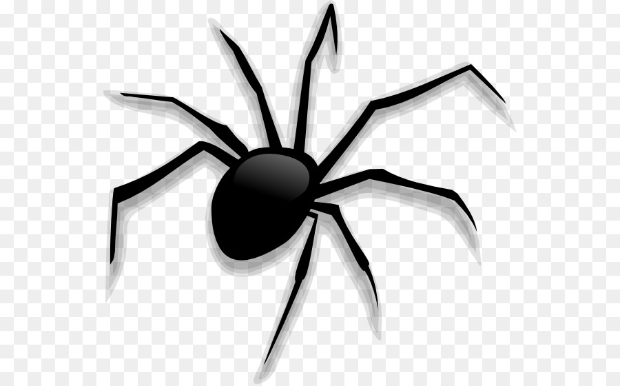 Spider Cartoon Clip art - Scary Spider Cliparts png ...