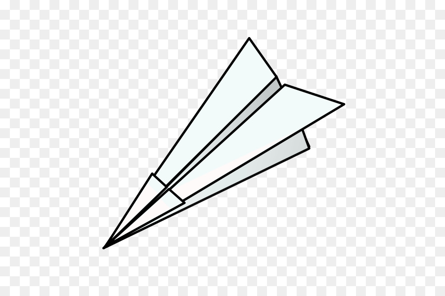 cute airplane clipart outline