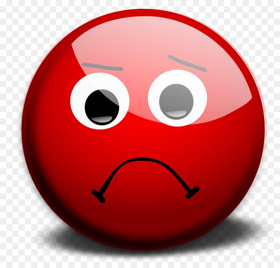 Smiley-Emoticon-clipart - Blue Traurige Smileys png herunterladen -  2400*2293 - Kostenlos transparent Emoticon png Herunterladen.