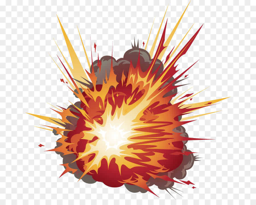 Explosion Downloaden Cool Cartoon Cloud Explosion Png