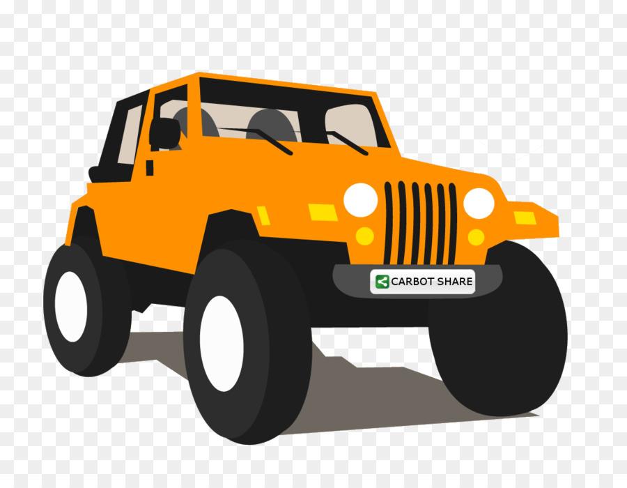 Jeep Png Cartoon