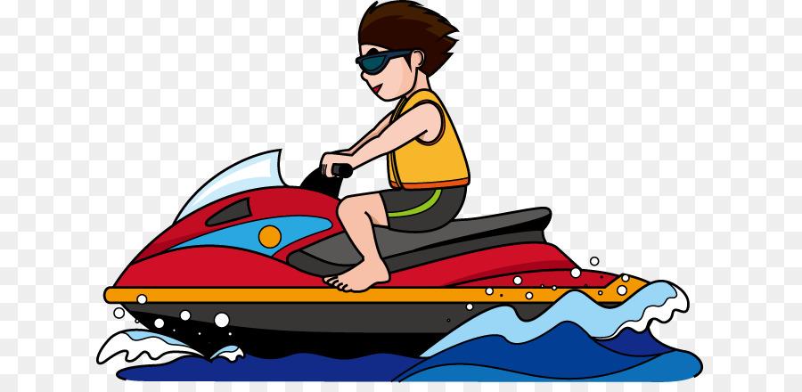 Boat Cartoon Png Download 683 431 Free Transparent Jet Ski Png Download Cleanpng Kisspng