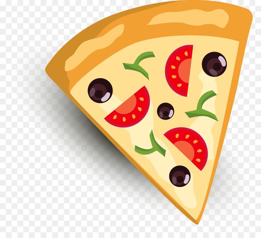 кусочек пиццы рисунок если инструкции