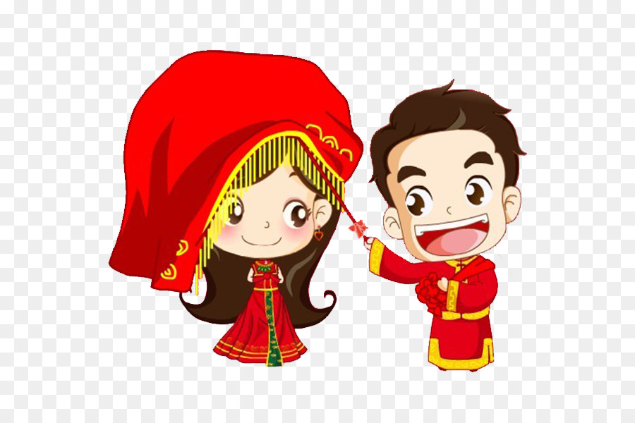 Wedding Couple Cartoon Png Download 600 600 Free Transparent Wedding Png Download Cleanpng Kisspng