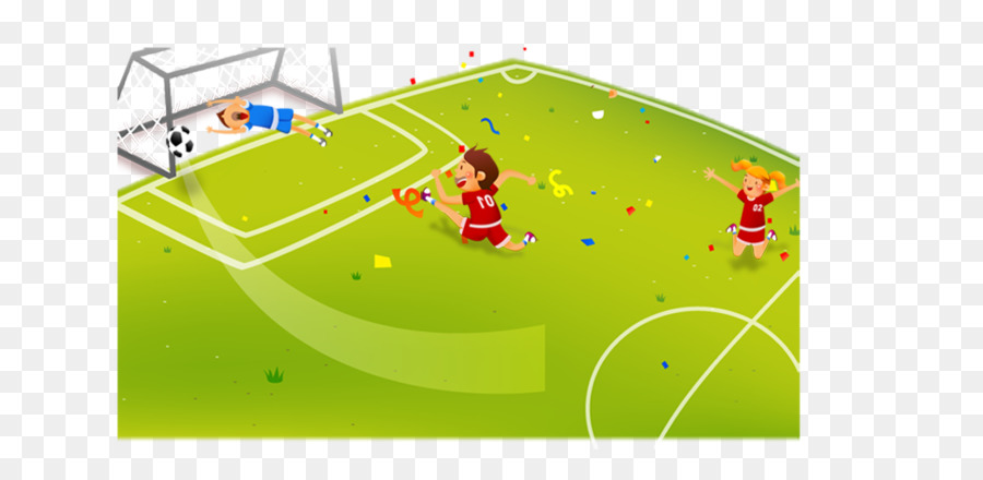 Fussball Sport Download Cartoon Fussball Feld Png