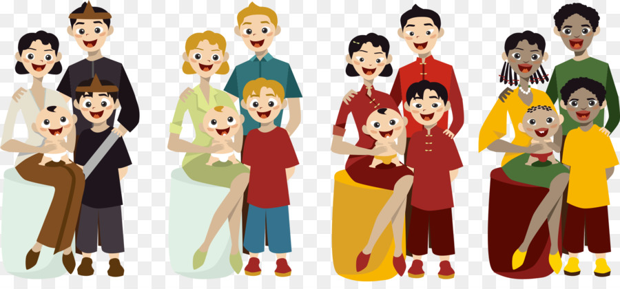 Group Of People Background Png Download 1871 850 Free Transparent Cartoon Png Download Cleanpng Kisspng