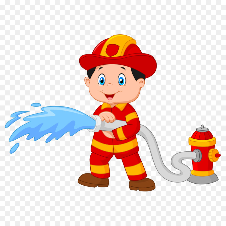 Fire Hose png download - 1000*1000 - Free Transparent Firefighter ...