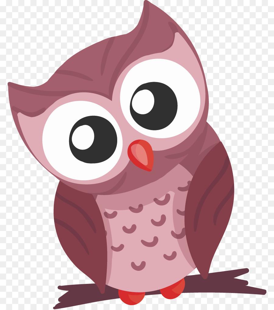 Owl Cartoon png download - 850*1018 - Free Transparent Owl ...
