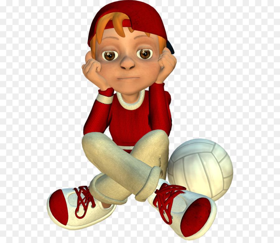 Fussball Clipart Fussball Junge Png Herunterladen 600 772