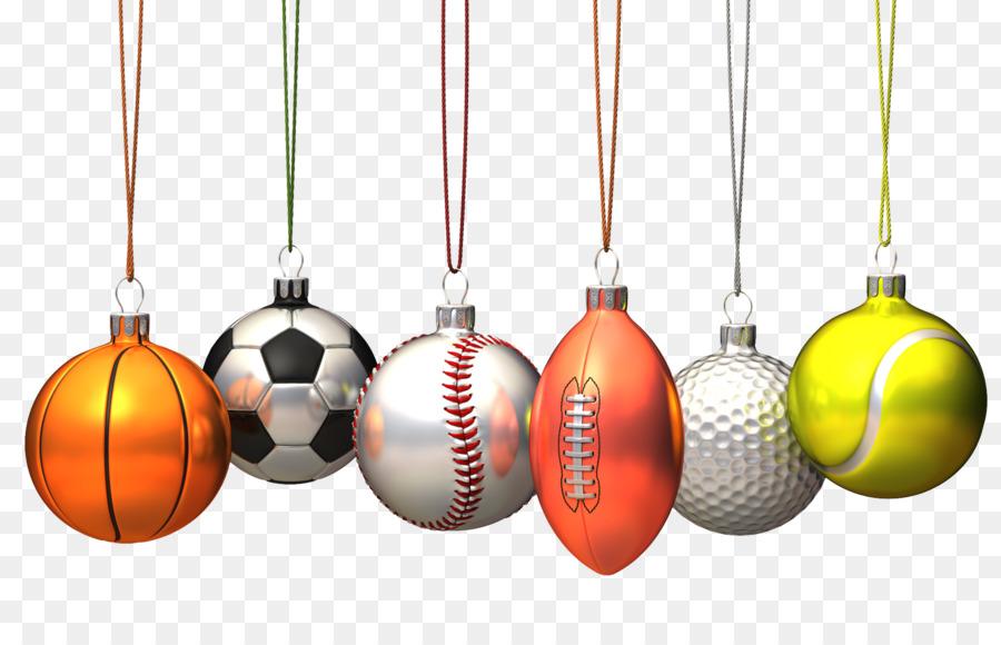 Basketball Weihnachten Ornament Ball Spiel Fussball Sport