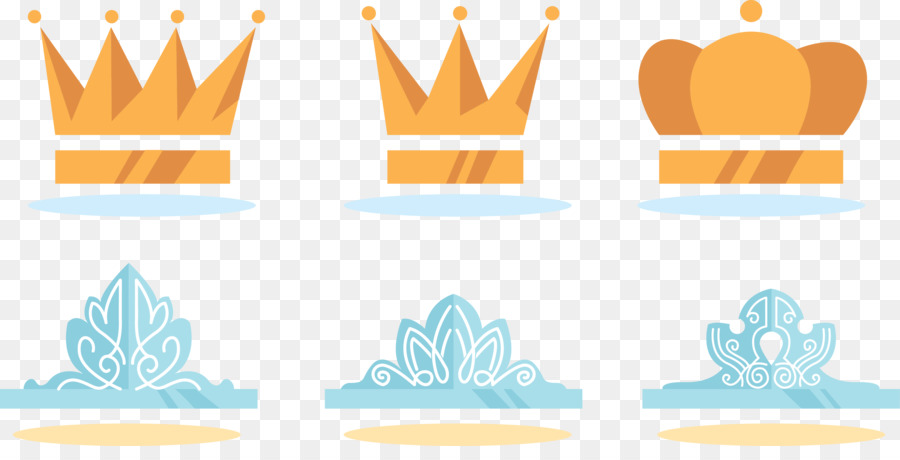 Cartoon Crown Png Download - 2684 1330