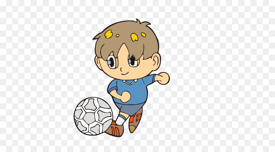Comic Sport Illustration Comics Der Kleine Junge Der