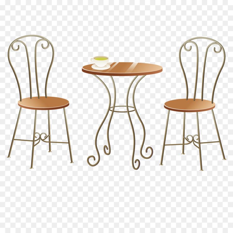 Sedia Tavolo Illustrazione Dipinte A Mano Tavoli E Sedie Scaricare Png Disegno Png Trasparente Legno Png Scaricare