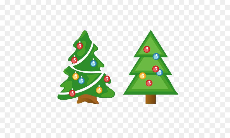 Santa Claus Christmas Tree Christmas Decoration Grüne