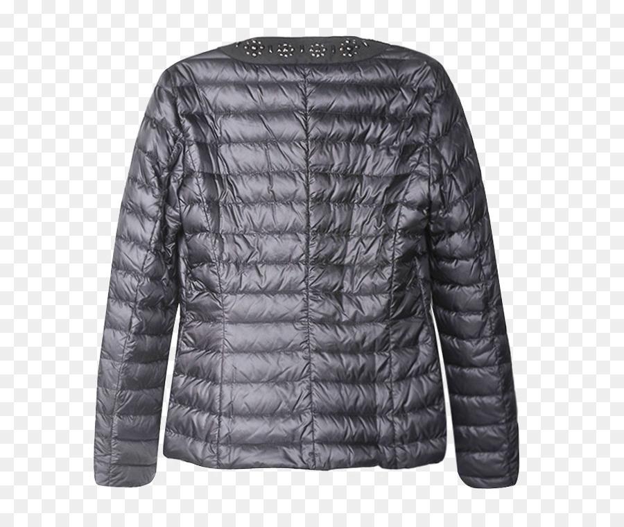 Leder Jacke Oberbekleidung Moncler Frau Daunenjacke png