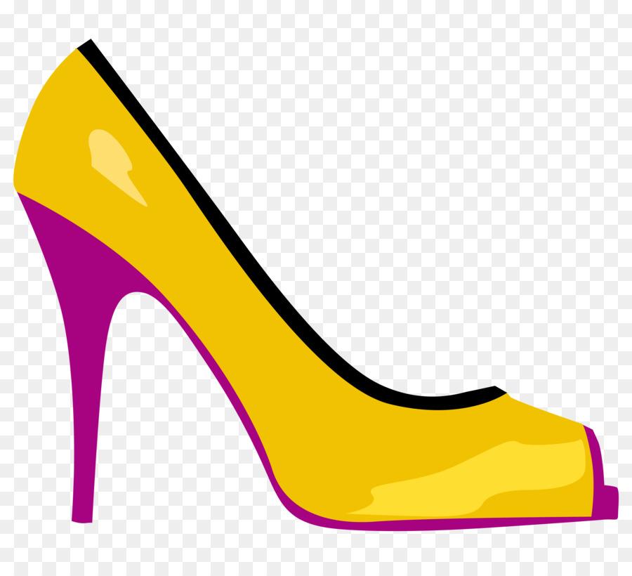 Heels Schuh Gelben Absatz Gelbe Png High Schuhe xshrBotQdC