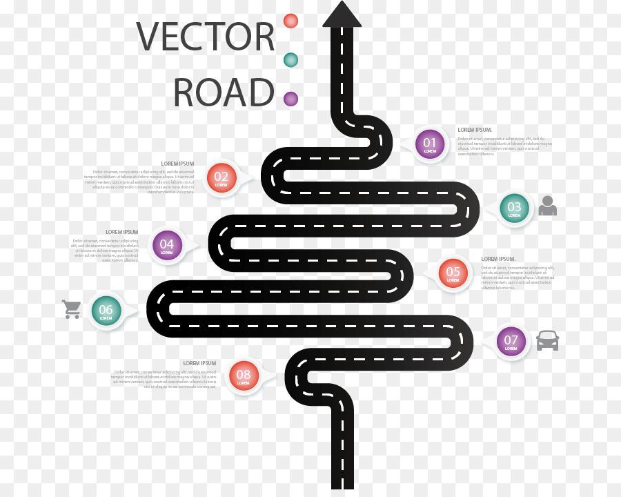 Fahrplan Infografik Technologie-roadmap - Road Transport ...